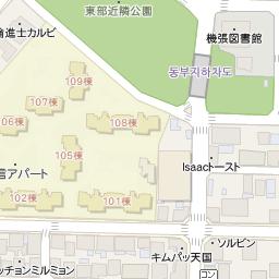 機張駅 の地図と場所情報 | 韓国...