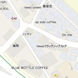 Hinceフラッグシップストア 聖水店 Hinceアトリエ へのアクセス地図 韓国地図コネスト