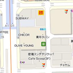 アクセス 周辺情報 ソラリア西鉄ホテル釜山